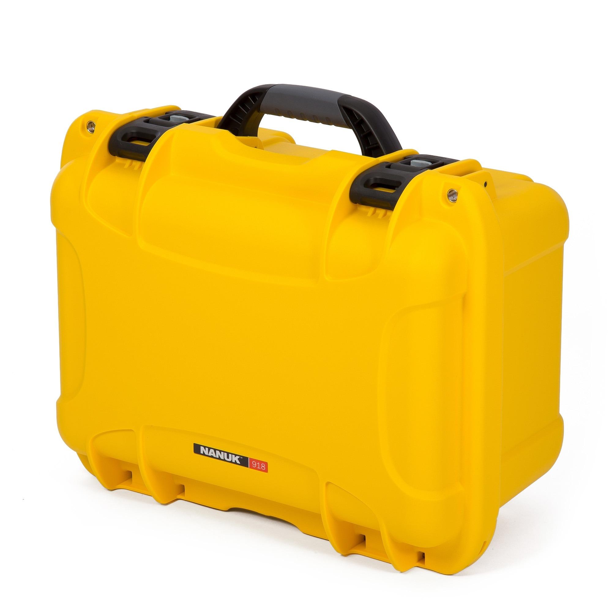 Nanuk 918 – Yellow