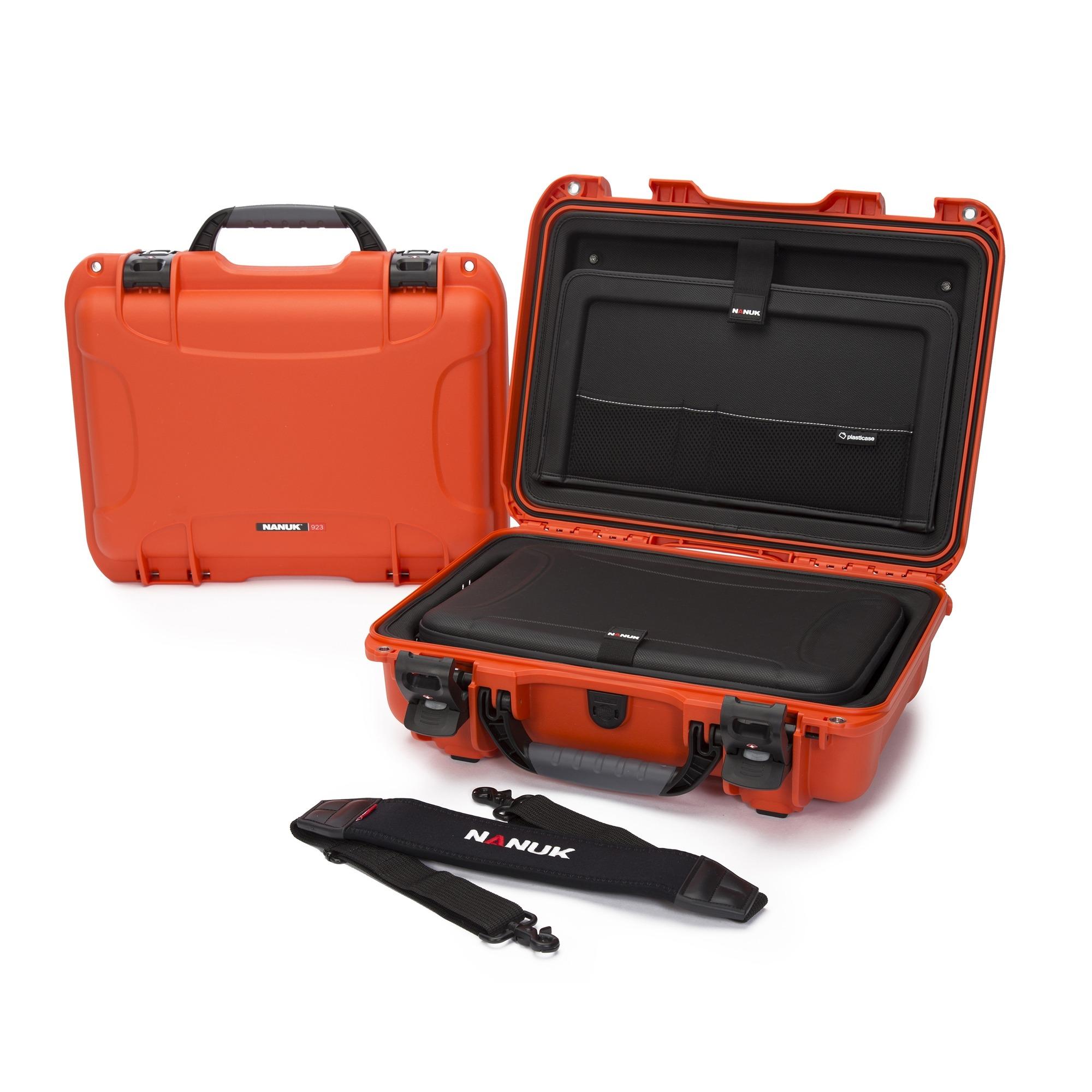 Nanuk 923 Laptop – Orange