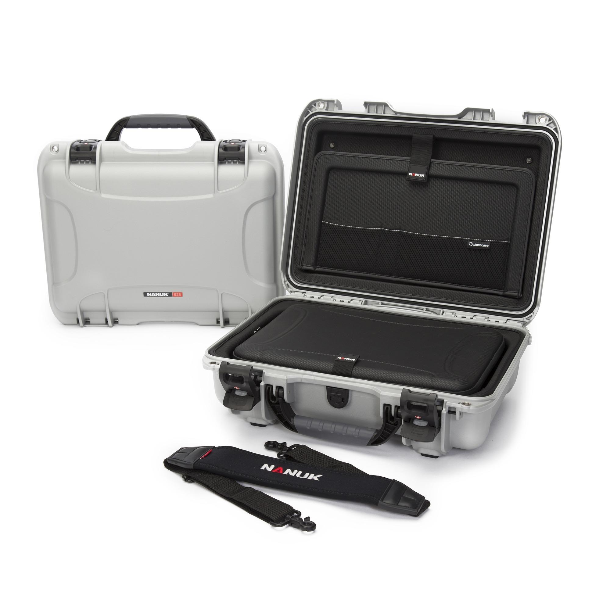 Nanuk 923 Laptop – Silver