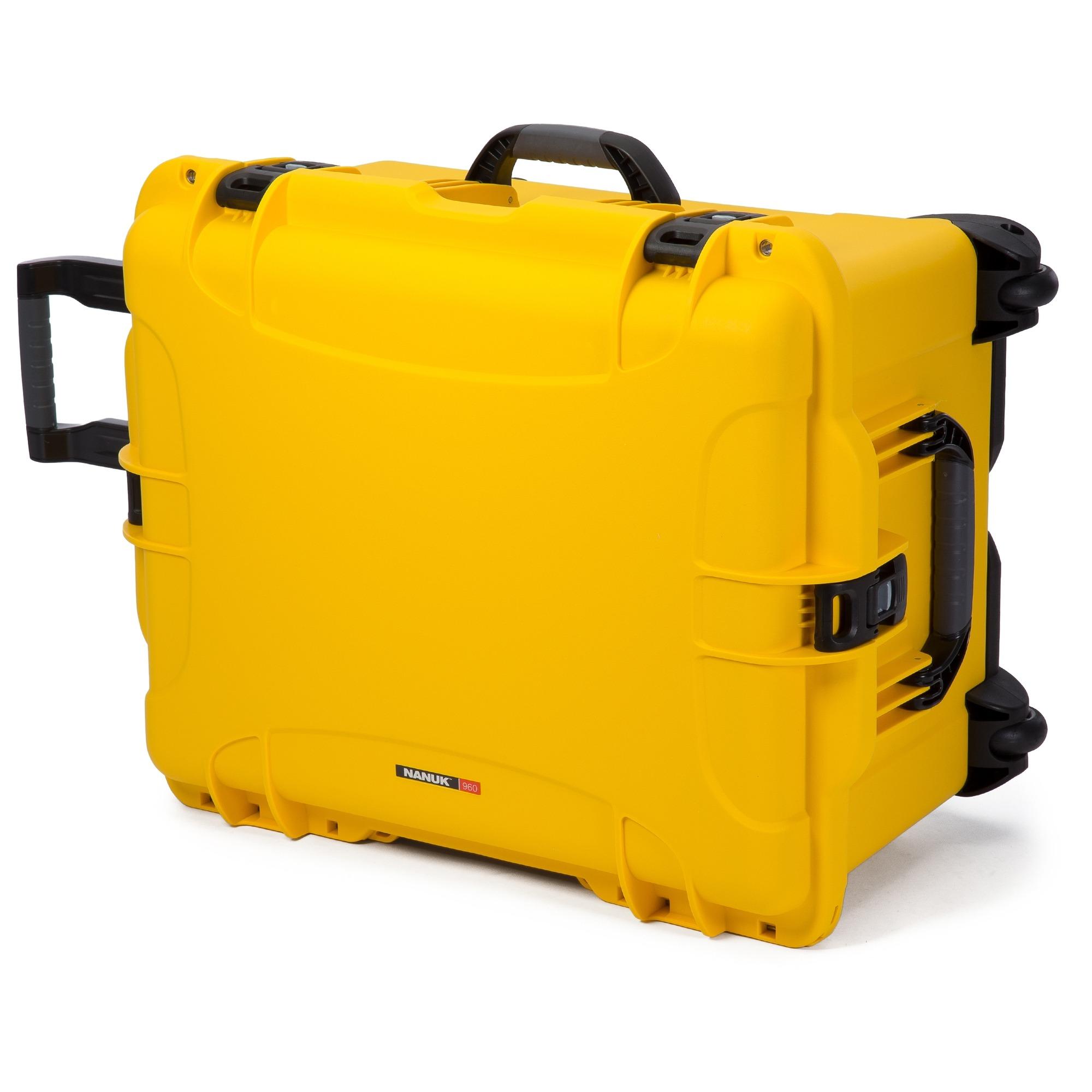 Nanuk 960 – Yellow