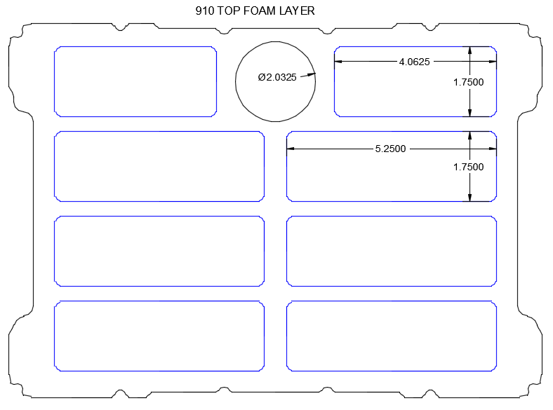 910 Top Layer