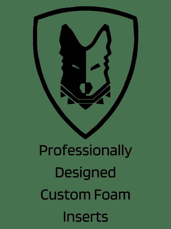 Professionally Designed Custom Foam Inserts (2)